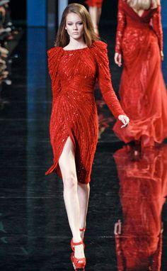 red+hot+dresses | Weddingzilla: Red Hot Red Wedding Dresses