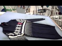 OL Passion - The Official Olympic Sweater for the Norwegian Olympic Team Go behind the scenes with our Senior Designer, Svanhild Strøm, and Production . Norwegian Style, Sweater Design, Norway, Knitting, Youtube, Iceland, Lets Go, Tricot, Breien