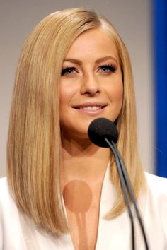 Straight Long Bob Hairstyles For Women