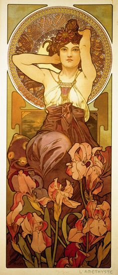 The boyfriend recently won 10 brownie points for bringing a beautiful art nouveau calendar back from the UK for me.