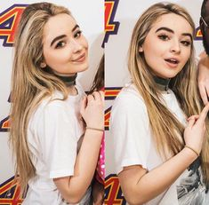 Sabrina Carpenter // meeting fans 2017