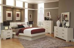 Cool Color For Teenage Bedroom Furniture Ideas