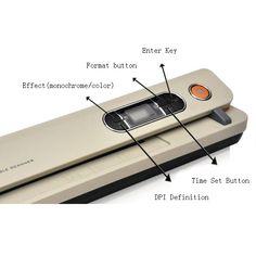 TSN-420 Handheld Scanner