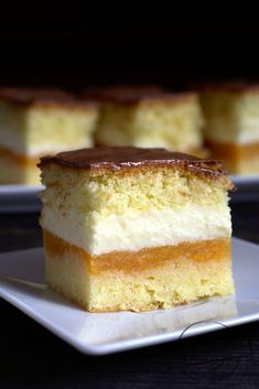 Słodka Delicja – Smaki na talerzu Food Cakes, Vanilla Cake, Tart, Cake Recipes, Cheesecake, Food And Drink, Cooking Recipes, Sweets, Cookies