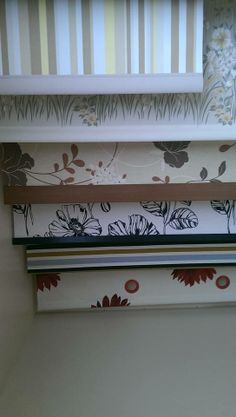 Pattern straight blinds Windows, Blinds For Windows, Decor, Velux, Blinds, Stairs, Home Decor