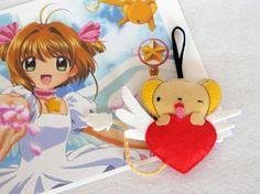 Sakura chasseuse de cartes Kerobero Kero par IbelieveIcanfil - Card captor Sakura by IbelieveIcanfil on Etsy