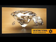 Making a Diamond Material in Octane C4D Tutorial - YouTube
