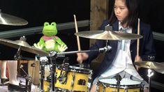 K-ON!! OP Utauyo!!MIRACLE drum cover 叩いてみた