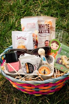 Ten healthy easter basket ideas ideas baskets and easter baskets negle Images