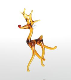 Whimsical Reindeer Ornament - Ornament Reviews