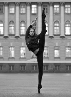 Ballet is beautiful