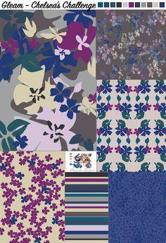 Home - Textile Design Lab Textile Pattern Design, Textile Patterns, Textiles, Floral Prints, Art Prints, Design Lab, Student Work, Home Textile, Surface Design
