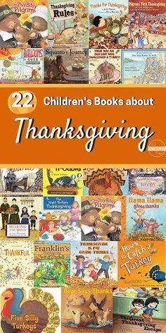 22 Thanksgiving Books for Kids