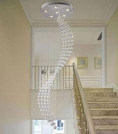 13 best staircase light ideas images on pinterest chandelier image result for staircase chandeliers aloadofball Gallery
