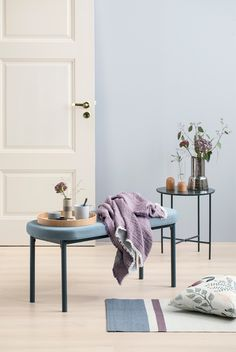 A lovely and idyllic spring. Be inspired by Anna and Clara's new ideas for spring. In designing their interiors collection for spring, the sisters have placed great emphasis on creating beautiful and expressive elements which will bring warmth, tranquillity and idyll to home interiors. *Available in stores from Thursday, 1 March 2018 and while stocks last.