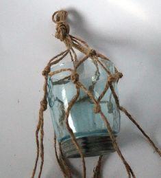 Mason Jar Decor Idea