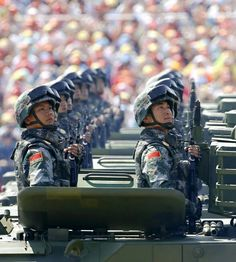 fnhfal:  People's Liberation Army - China.