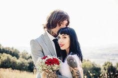 hannah snowdon and oli sykes wedding