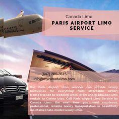 Toronto Airport, Airport Transportation, Transportation Services, Buffalo Airport, Fallsview Casino, Private Car Service, Paris Airport, Airport Limo Service