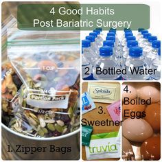 Gina Bennett saved to bariatric some great new habits after weight loss surgery? Here are some amazingly simple tips for Bariatric surgery patients to lose weight and keep it off! Quick Weight Loss Diet, Weight Loss Help, Weight Loss Goals, How To Lose Weight Fast, Reduce Weight, Smoothies, Operation, Weight Loss Surgery, Lose Belly Fat