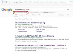Keyword:  Azadi Shopping Deals with 52.58% difficulty plus high search volume that is optimized for @PriceBlaze.pk and get ranked on Google.com.pk in Top 5.  #AzadiShoppingDeals