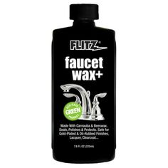 Save on Flitz PW 02685 Off White Faucet Waxx Plus oz. Bottle and How To Clean Coins, Fireplace Doors, Outdoor Light Fixtures, Outdoor Lighting, Sink Faucets, Amazing Bathrooms, Oil Rubbed Bronze, Kitchen And Bath, Plating