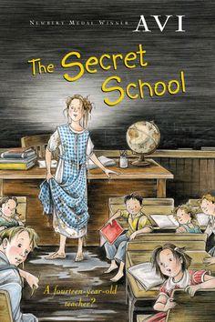 An educator guide for Secret School by Avi