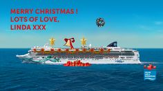 Norwegian Cruise Line - Holiday Greetings