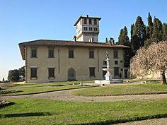 Villa Petraia #TuscanyAgriturismoGiratola