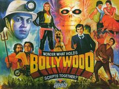 Bollywood poster, India