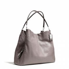 Coach Madison Phoebe bag in grey