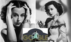 Who is the Hedy Lamarr, the lady behind today's Google Doodle?