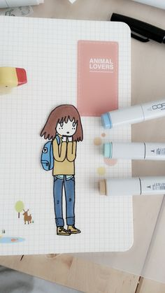 marker copic drawings markers aesthetic drawing easy simple cartoon doodle coloring doodles illustrations embroidery patterns