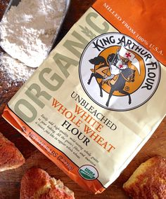 King Arthur blogger's discussion of testing KAF White Whole Wheat Flour in recipes in varying amounts vs. regular whole wheat, AP unbleached and a combination of same. The favorite was a 50-50 combo of WWW and AP.
