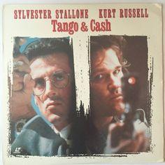 Tango & Cash Laserdisc