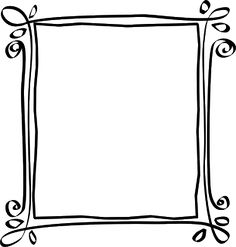 Marcos Vintage Png, Page Boarders, Printable Frames, Doodle Frames, Scrapbook Frames, Drawing Frames, Scrap Material, Borders And Frames, Decorate Notebook