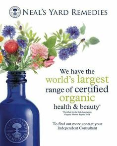 World's largest! Skincare, cometics, essential oils, supplements, bath and body and more!  Haven't visited our online shop yet? Check out our large, handmade  collection: www.us.nyrorganic.com/shop/denisemazza