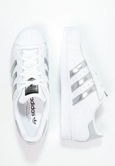 sports shoes eb3bf afa02 Adidas Original Superstar Made with by CrystallizedKicks on Etsy