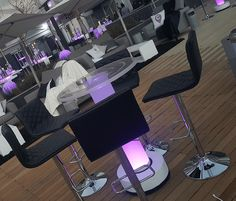 #LEDtable #cocktailtable #ledlights #led #ledlighting #leddecor #eventdecor #ledfurniture ##Crystaltable Led Furniture, Cocktail Tables, One Color, Event Decor, Indoor, Crystals, Projects, Interior, Log Projects