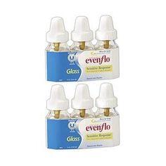 Evenflo Classic 4 oz. Glass Nurser - 6-Pack (Baby Product)  http://pieflavors.com/amazonimage.php?p=B000GEEAGK  B000GEEAGK