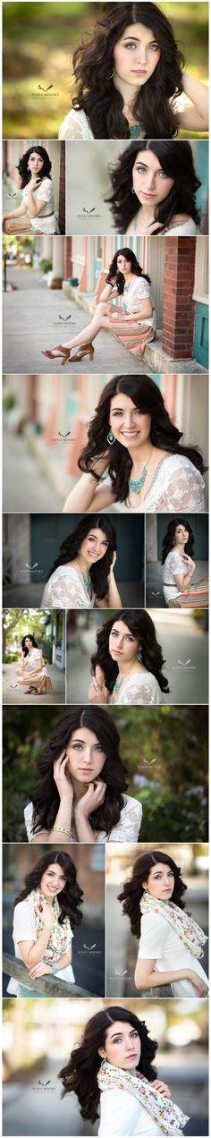 Senior Picture | Senior Girl Posing | Susie Moore Photography