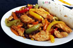 Το Ελληνικό Χρέος στη Γαστρονομία: Viva Mexico! Μεξικάνικο κοτόπουλο με τορτίγιες