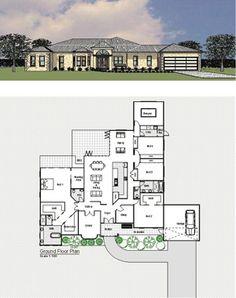 kurrajong 1.2 1970s House, My House, Floor Plans, Cottage, Building, Plants, Cottages, Buildings, Cabin