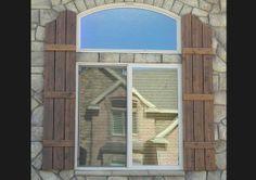 wood exterior shutters | Wood Exterior Shutters