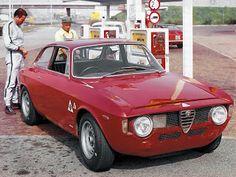Alfa Romeo Giulia Sprint GTA-SA (1967)