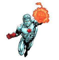 Captain Atom: Captain Atom