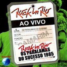 Rock in Rio \ 2007 | Os Paralamas do Sucesso