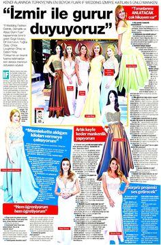 2017 If Wedding Fashion Izmir Fair