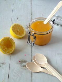 Lemoncurd - recept