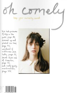 simple + clean, plain in a good way | Sixteen Really Great Online Magazines